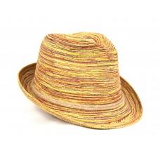 Шляпа трилби лето