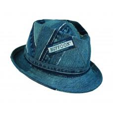 Шляпа джинс куски