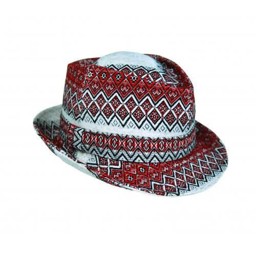 Шляпа вышиванка