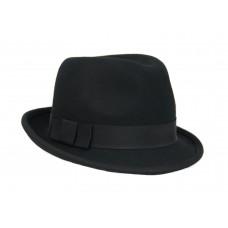 Шляпа  Федора фетр