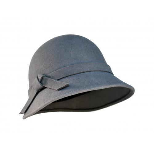 Шляпка клош