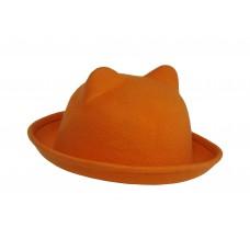 Шляпа фетр ушки